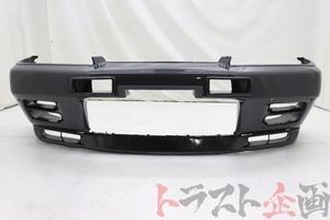 5182106 純正 フロントバンパー ニスモタイプ ダクト付き スカイライン GT-R BNR32 中期 トラスト企画