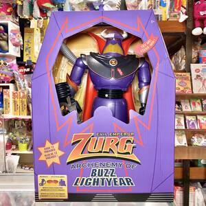 トイストーリー ザーグ トーキング アクション フィギュア US Disney 限定 TOY STORY Zurg Talking Action Figure ディズニー ピクサー