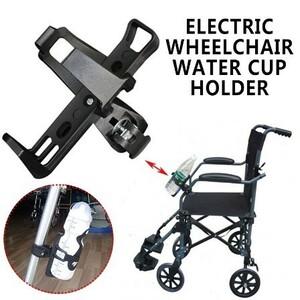 h1839 車椅子やベビーカーのための水筒ボトルホルダー