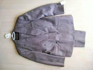 メンズ Wスーツ 上下 未使用新品 YA4サイズ 毛100% 日本製 / 都内有名デパート購入品 格安お買い得 9,000円均一セール