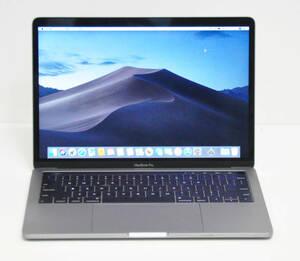 良品 Touch Bar搭載 MacBook Pro 13インチ A1706 Thunderbolt3x4 2017モデル Core i5-7267U/メモリ16GB/SSD256GB/英語キーボード/Catalina