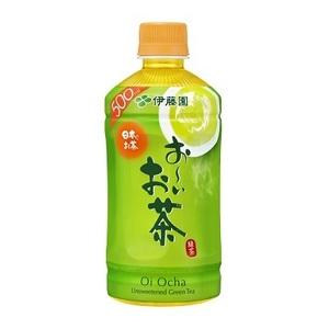 【送料無料】 伊藤園 お~いお茶 緑茶 電子レンジ対応 ホットPET 500ml X1箱(24本)