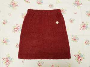 ★特価品★Swap meet marketスワップミートマーケット モコモコスカート 120 サイズ日本製