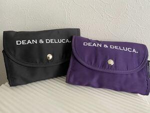 DEAN&DELUCA ディーン&デルーカ エコバッグ 2個セット