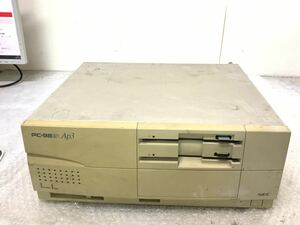NEC PC-9821Ap3/M2 希少 旧型PC ジャンク