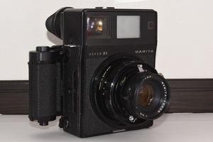 430MR Mamiya Press 23 Super MAMIYA-SEKOR 1:3.5 f=100mm マミヤ 中判カメラ
