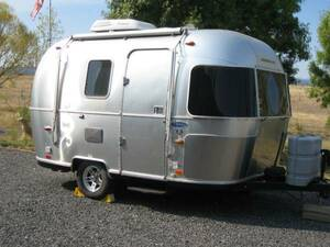 * immediately delivery!2012 year air Stream Bambi sport 16F camping trailer trailer house beautiful beautiful goods old age style airstream *