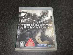 ■即決■PS3用ソフト「ターミネーター TERMINATOR SALVATION」■