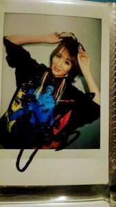 Amami Tsubasa hand-drawn private clothes Cheki 1