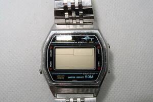 ●○CASIO カシオ W-36 カジキ クォーツ メンズ腕時計○●