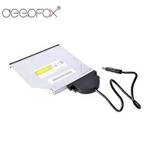 Deepfox usb 3.0 sata 3 ケーブルcd/DVD-ROMドライブケーブル光学ドライバラップトップpcノートブック