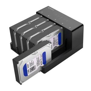 オリコ 6558Us3-C 5 ベイスーパースピード Usb 3.0 Hdd ドッキングステーションツール Usb 3.0 Sata ハードディスクドライブのエン