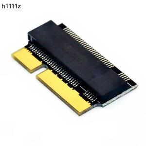 M2 SSD アダプタ M.2 NGFF B + M キー SATA SSD M2 アダプタ Macbook Pro の網膜 2012 A1398 A1425 コンバータ Apple SSD アダプタ