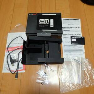 送料無料 接続ケーブル USBケーブル 空箱 説明書のみ 本体なし emobile イーモバイル Pocket WiFi GL02P モバイルルーター