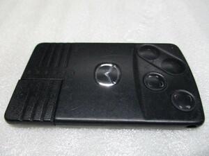 プレマシー DBA-CREW カードキー アドバンストキー キーレス 4ボタン 両側パワースライドドア車
