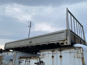 first come [ super rare ] truck Canter flat deck 2 ton truck carrier approximately 2170×5100