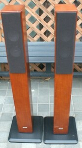(( one months guarantee )) ONKYO Onkyo tallboy speaker D-108E pair operation goods