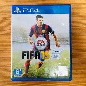 PS4「FIFA 15」 エレクトロニック・アーツ