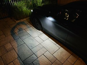ベンツ サイドミラー ドアミラー ライト キセノン 6000k ホワイト 2個セット W204 W212 W176 W246 W219 W221
