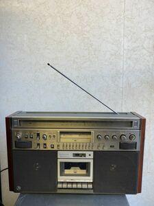National ナショナル RX-5700 FM/AM ステレオカセットレコーダー 昭和レトロ