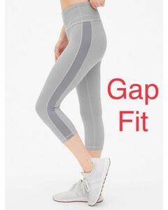 新品タグ付!Gap Fit ギャップ レギンス ハイライズ スパッツ タイツ(ナイキ アディダス プーマ)