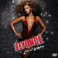 名盤 ビヨンセ  Live at Wembley Beyonce 最強の女性R&Bヴォーカリスト 日本国内盤  CD DVD 2枚組 絶品