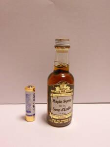 熟成 Maple Syrup メープルシロップ 50ml カナダ製 注:食べ物ではありません。