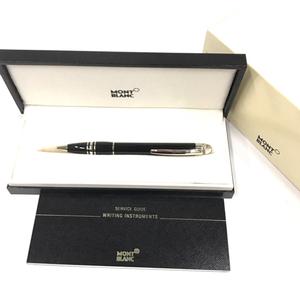 モンブラン スターウォーカー ボールペン レジン ブラック インクなし 13.5cm 筆記用具 文房具 付属品有り MONTBLANC