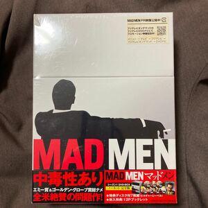 MAD MEN DVD BOX 新品未開封