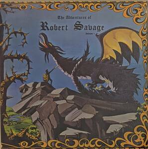 Robert Savage - The Adventures of Robert Savage Vol. 1 限定再発アナログ・レコード
