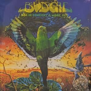 Budgie - BBC In Concert & More 1972 限定アナログ・レコード