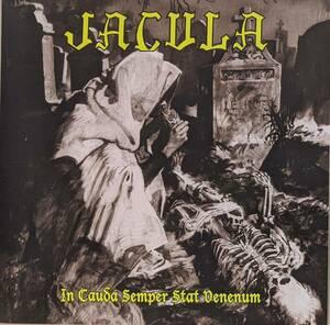 Jacula ヤクラ - In Cauda Semper Stat Venenum 限定デジタル・リマスター再発アナログ・レコード