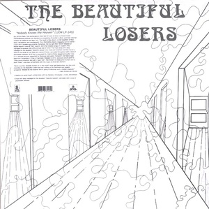 The Beautiful Losers - Nobody Knows The Heaven 手書き番号入り300枚限定再発アナログ・レコード