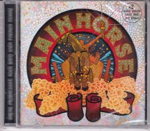 Mainhorse (Patrick Moraz = Yes) - Mainhorse ボーナス・トラック2曲追加収録再発CD