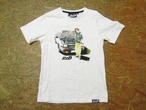 頭文字D イニシャルD Tシャツ サイズM