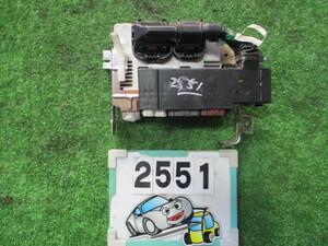 [s2551] ホンダ ゼストスパーク JE1 H21年 エンジンコンピューター 【37820-R21-911】