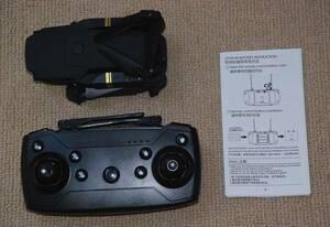EACHINE E58(AGE14)/ドローン折り畳み式/POCKET DRONE WIDE ANGLEカメラ付/2.4GHz』【展示処分品】