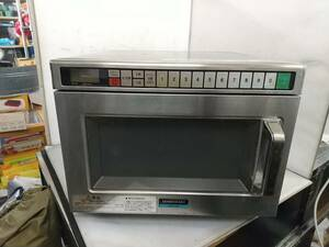 ホシザキ 業務用電子レンジ 200V HMN-18B形