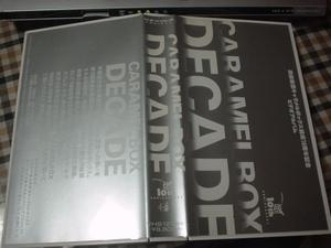 ★キャラメルボックス/DECADE 結成10周年記念ビデオアルバム VHS中古ビデオ
