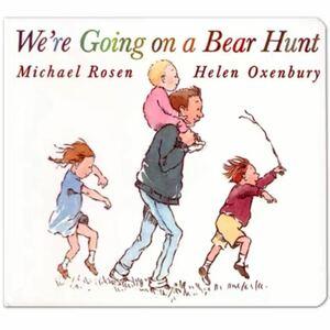 英語絵本We're Going on a Bear Hunt  ボードブック