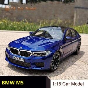 1:18 BMW M5 F90 mパワーモデル