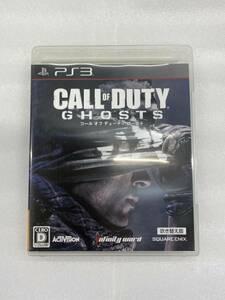 ≪コールオブデューティ ゴースト≫ PS3ソフト(解説書、アップグレード・ダウンロードコード付)/Call of Duty: Ghosts