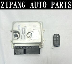 FA006 334 FIAT 500X Cross plus 4WD 55263623 engine computer -/ key key *55260938 * operation OK * * prompt decision *