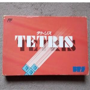 ファミコンソフト、初代テトリス