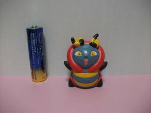 ポケモン キッズ 指人形 バルビート ② コレクション バンダイ ポケットモンスター ソフビ フィギュア 人形 ディスプレイ