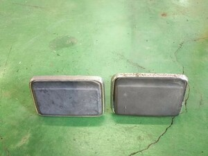 三菱 ギャラン GTO リア ドアトリム 灰皿 左右 A55C 4G35 1700㏄ (検 SNK0034 A53C A57C MR