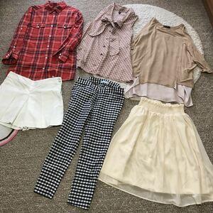 福袋 まとめ売り ブランド福袋 トップス スカート パンツ 匿名発送
