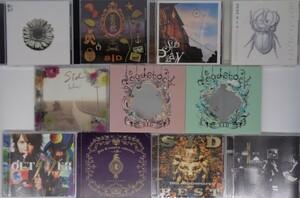 【SID】CD まとめて 11枚セット シド マオ/Shinji/明希/ゆうや