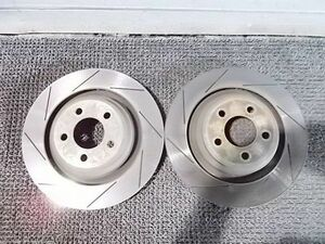* super-discount!*2015 year Dodge Dodge Challenger hell cat original normal rear brake rotor left right / J11-291