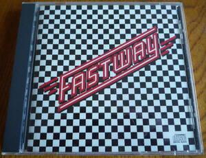 ■【CD/美品】 FASTWAY
